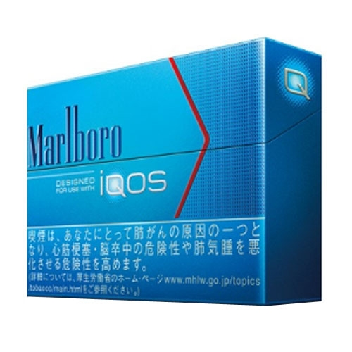 Marlboro 「iqos」 Heat Stick Regular Tobaccojal Dutyfree