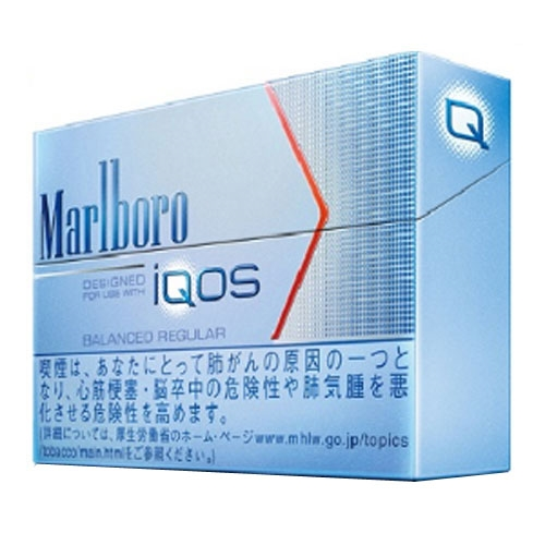 Marlboro 「iqos」 Heat Stick Balanced Regular Tobaccojal