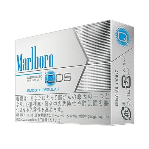 Marlboro 「iqos」 Heat Stick Smooth Regular 【can T Accept