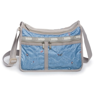 DELUXE EVERYDAY BAG「FLIGHT TIME DENIM」 7507-K369