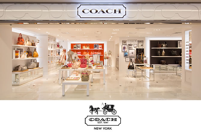 COACH BOUTIQUE