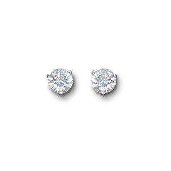 Solitaire Pierced Earrings 861325
