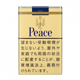 LONG PEACE SOFTPACK 21mg