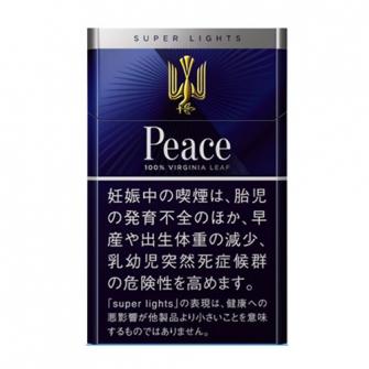 PEACE SUPER LIGHT KS BOX 6mg