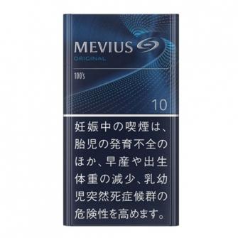 MEVIUS ORIGINAL 100's BOX 10mg