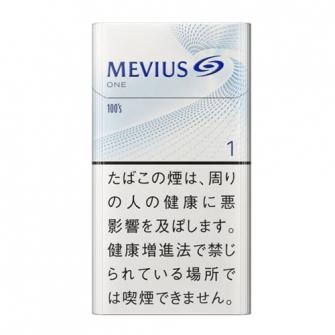 MEVIUS ONE 100's BOX 3mg
