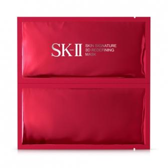 Skin Signature 3D Redefining Mask 6pcs