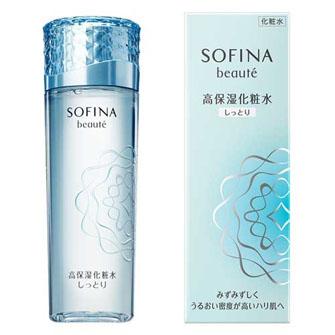 SOFINA beaute Highly Moisturizing Lotion Moist 140ml