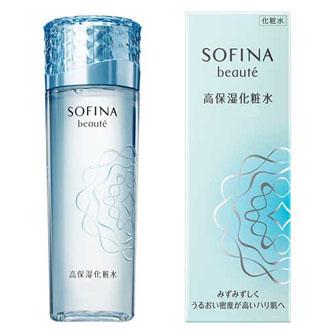 SOFINA beaute Highly Moisturizing Lotion Very Moist 140ml