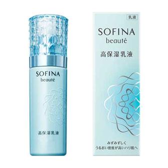 SOFINA beaute Highly Moisturizing Emulsion Very Moist 60g