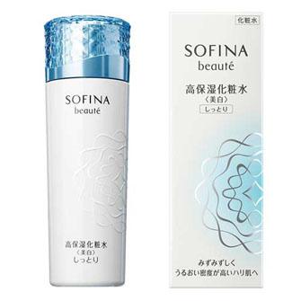 SOFINA beaute Highly Moisturizing Lotion <Whitening> Moist 140ml
