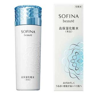 SOFINA beaute Highly Moisturizing Lotion <Whitening> Very Moist 140ml