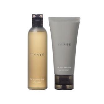 For Men Gentling Shampoo & Conditioner Mini Set