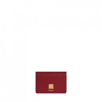 MIMI MINI BUSINESS CARD CASE Ciliegia D 1026489