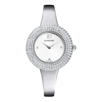 【SALE】Crystal Rose 腕表, 金属手链, 银色, 不锈钢 5483853