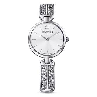 Dream Rock Watch, Metal Bracelet, Silver tone, Stainless steel 5519309