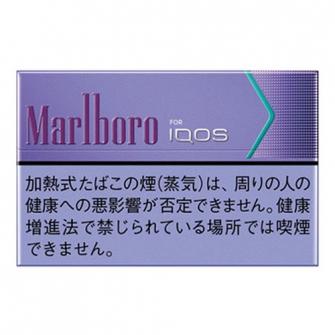 MARLBORO 「IQOS」 HEAT STICK PURPLE MENTHOL