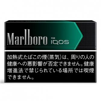 MARLBORO 「IQOS」 HEAT STICK BLACK MENTHOL
